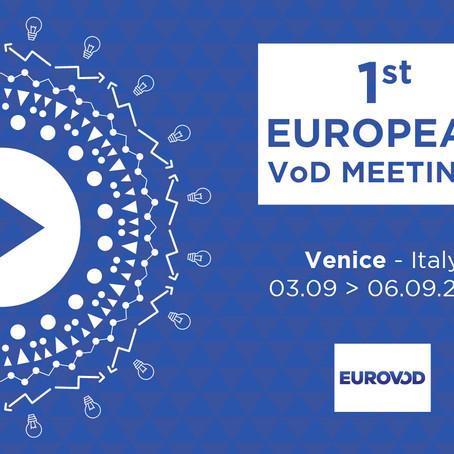 European VoD Meetings - Applications Open