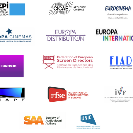 JOINT STATEMENT - Media Coalition on the role of the Creative Europe MEDIA programme with Covid-19