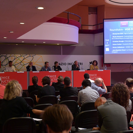 EUROVOD conference in cooperation with the Venice Production Bridge