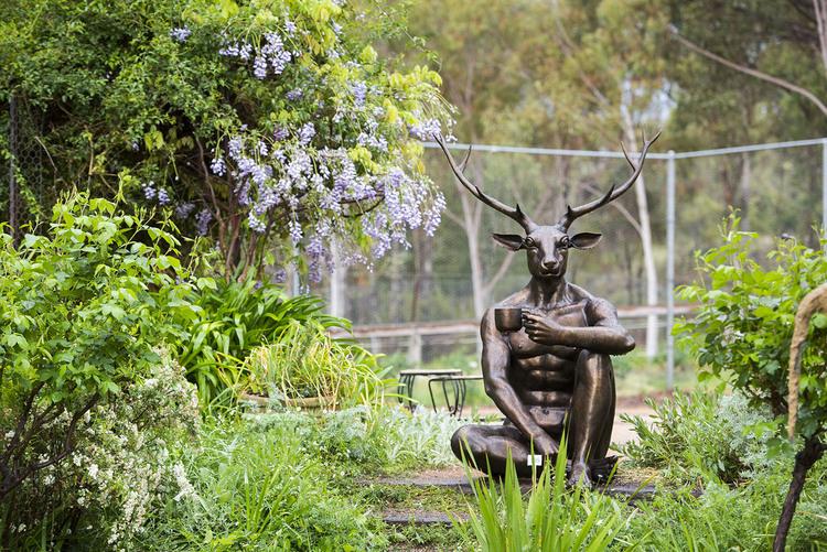 Sculptures in the Garden, Rosby