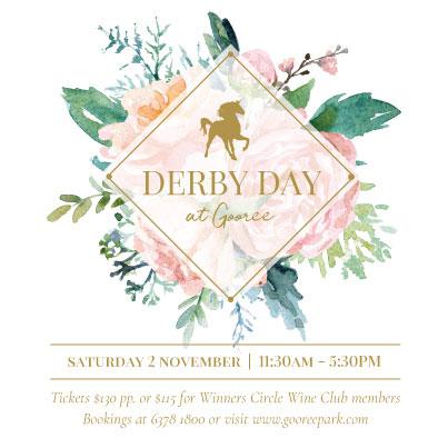 Derby Day Gooree Park