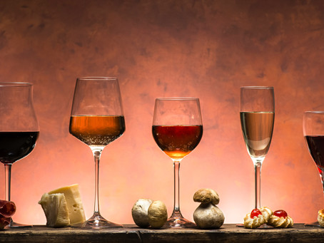 Wine Glasses for all Occasions