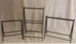 Metal A frames.JPG