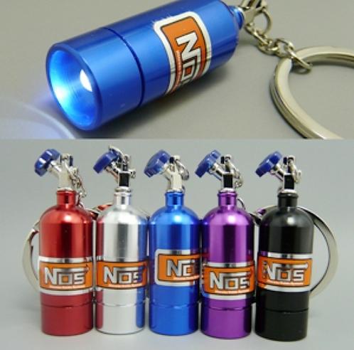 Key Chain Nos LED Light