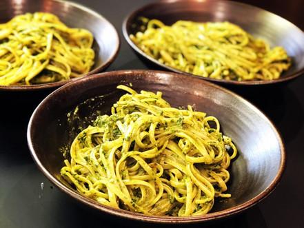 PESTO ALLA GENOVESE pour des pâtes comme en Italie.