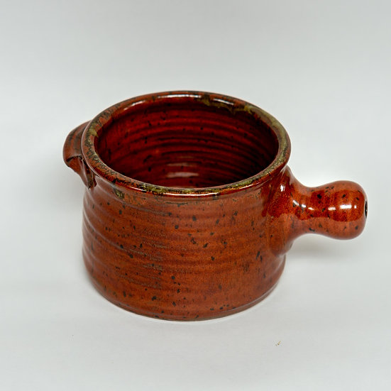 Wheel Thrown Soup Bowl