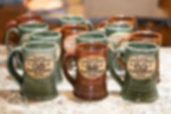 Nancy Gallagher Custom Logo Mugs