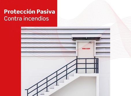 Protección Activa Vs. Pasiva Contra Incendios