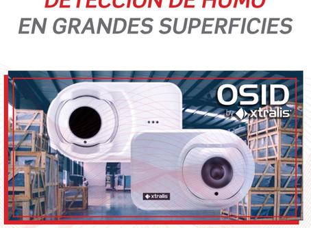Detección de Humo en grandes Superficies. OSID