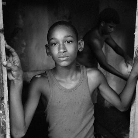 Puerto Rico in the Dark - Photographer Joseph Rodríguez captures a storm-ravaged island.