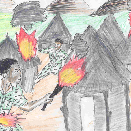 How Traumatized Children See the World, According to Their Drawings