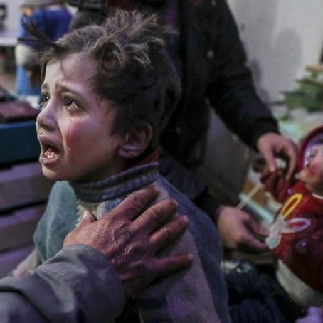 How to help Syria's refugee children.
