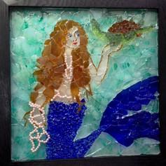 """Mermaid MeetsTurtle"""