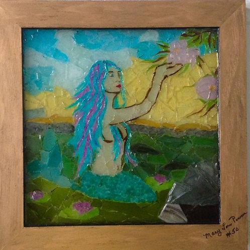 "#50, ""Lilly Pond Mermaid"""