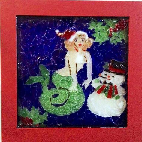 """#26, """"Marilyn Meets Frosty"""""""