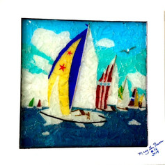 """Sailing Regatta"""