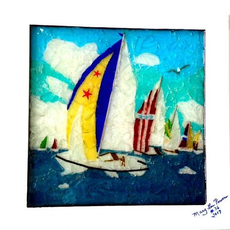 "#36, ""Sailing Regatta"""