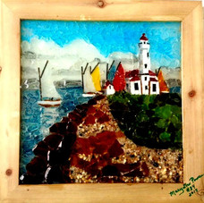 """#34, """"The Lighthouse Hangout"""""""