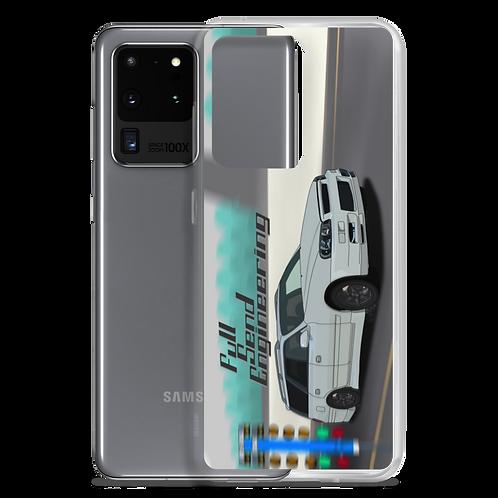 Full send engineering branded Samsung Case
