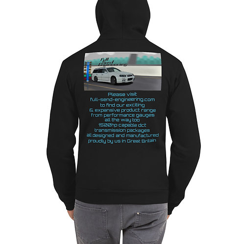 Full send rep edition hoodie