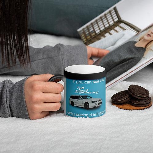 Full send engineering mug