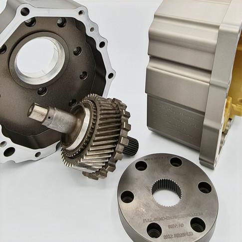 Pre production components