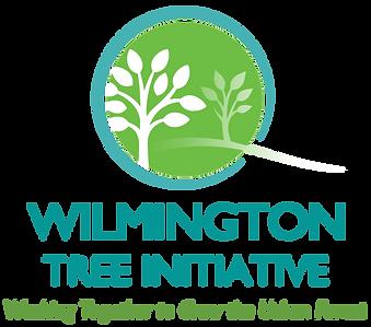 Wilmington Tree Initiative Logo CLR VERT