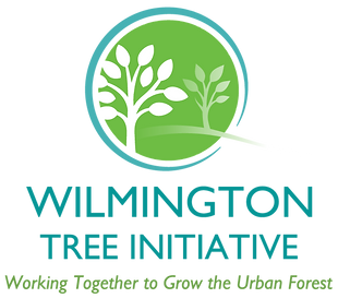Wilmington Tree Initiative Logo CLR VERT