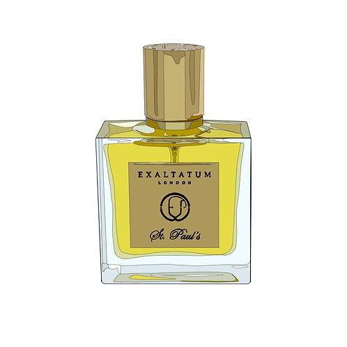 ST. PAUL'S, extract de parfum