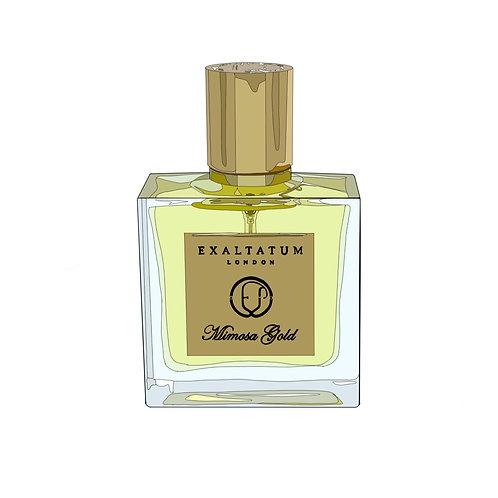 MIMOSA GOLD, extract de parfum