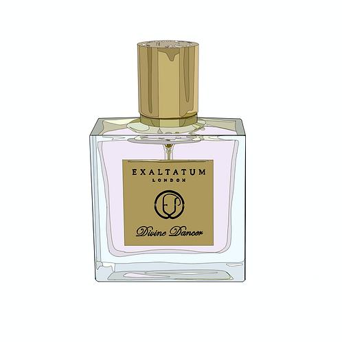 DIVINE DANCER, eau de parfum