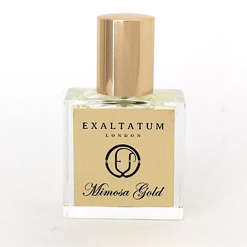 MIMOSA GOLD mini, extract de parfum,15ml