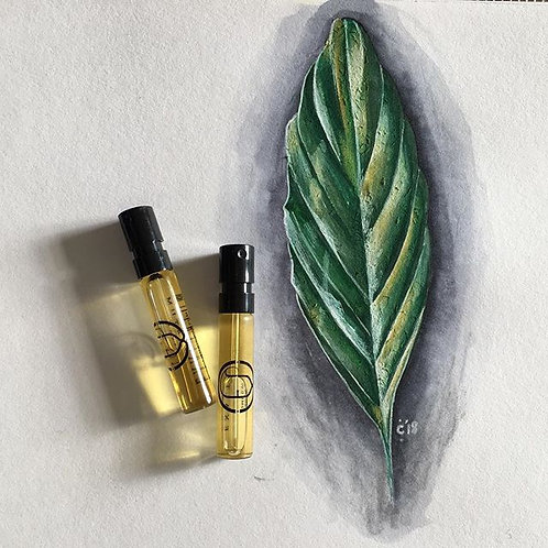 OSMANTHUS NOBLE eau de parfum, 1 sample 2ml