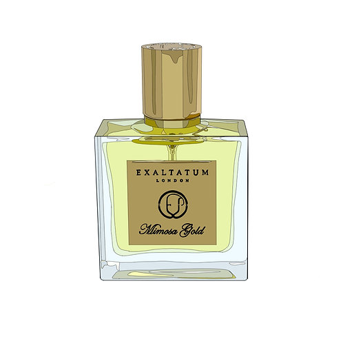 MIMOSA GOLD extract de parfum 50 ml