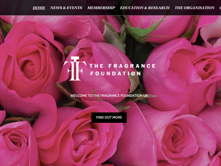EXALTATUM is now a member of The Fragrance Foundation