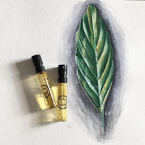 MIMOSA GOLD extract de parfum,1 sample 2ml