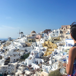 A Photo Diary of the Idyllic Santorini, Greece and its Hidden Gems