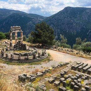 Delphi, Greece - The Ancient Greek Center of the World