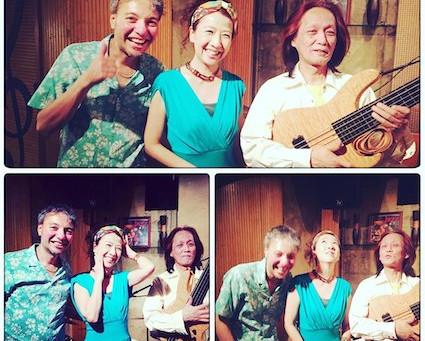 Nao Brazilian Trio at Strings live report!