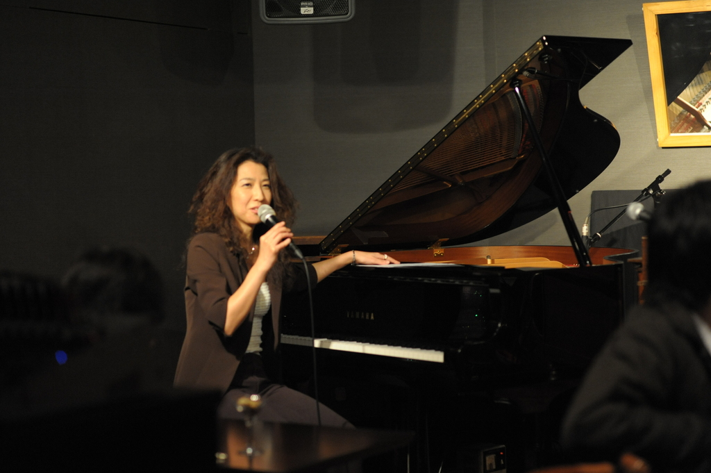 Nao at Organ Jazz Club