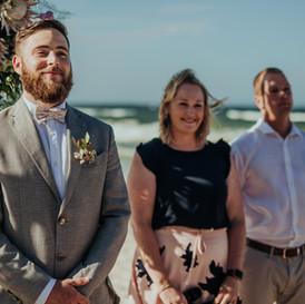 James and Lara Byron bay 2018
