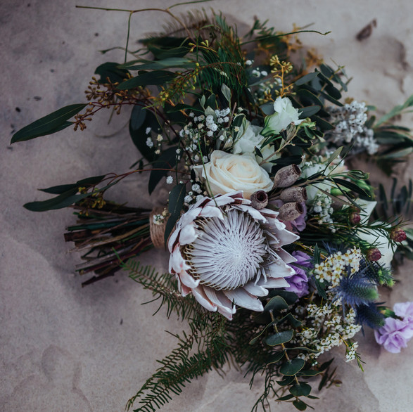 Lara's Bouquet, Nov 2018, Byron Bay