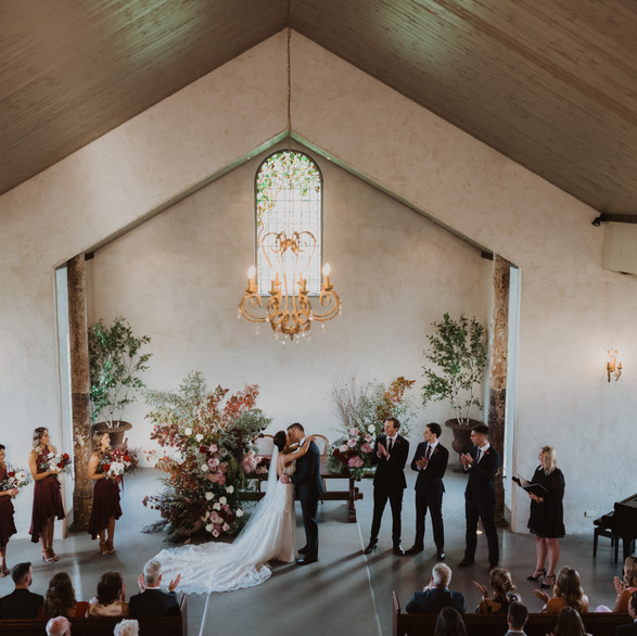 The Stone Chapel Photo by Ashleigh Haase
