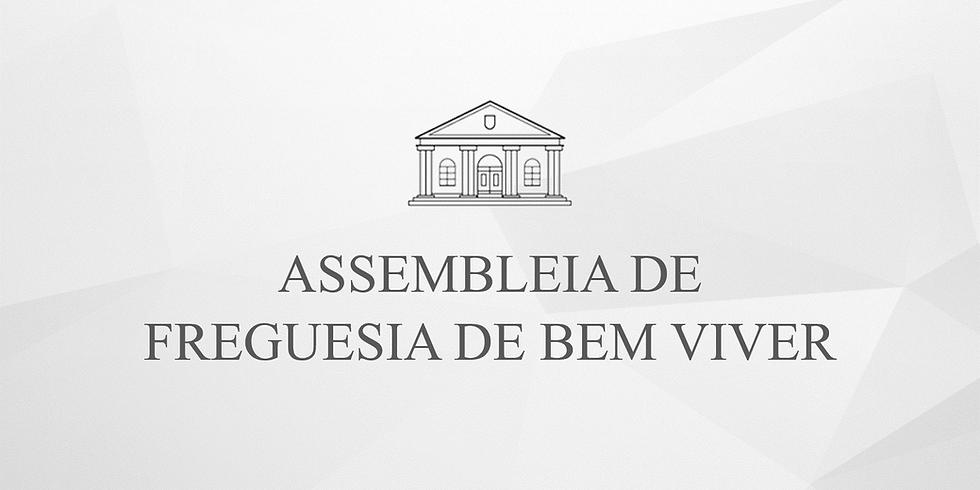 Sessão Ordinária - Assembleia de Freguesia