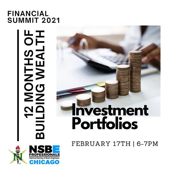 Financial Summit - February 2021