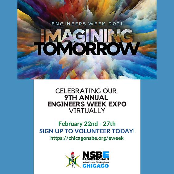 Engineers Week - Volunteers