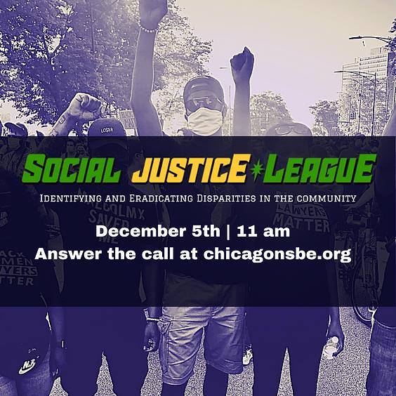 Social Justice League - Digital Divide