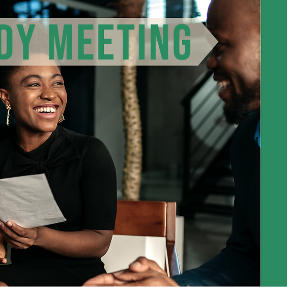 March 2020 General Body Meeting