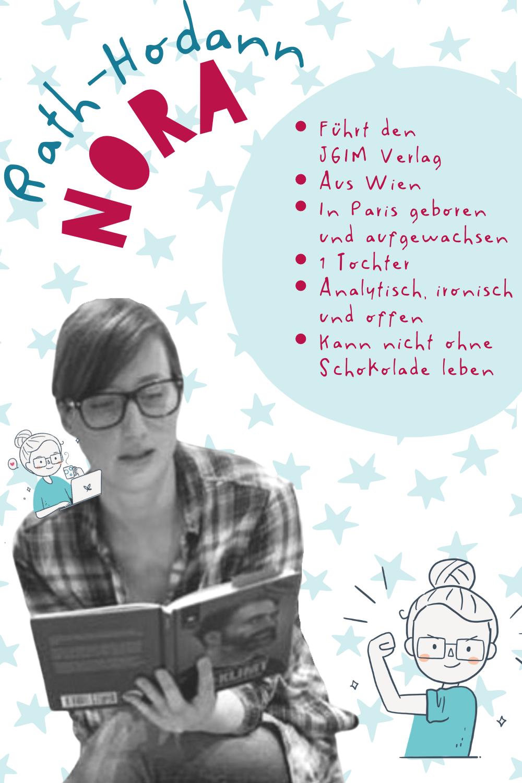 Nora Rath-Hodann, Kinderbuchautorin, Kinderbuchautor, Kinderbuch, schreiben, veröffentlichen, KinderbuchManufaktur