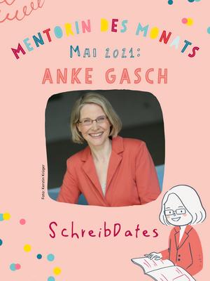 Anke Gasch - Mentorin des Monats Mai 2021